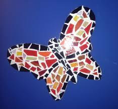 monarch butterfly mosaic craft ideas 9 monarch butterfly craft