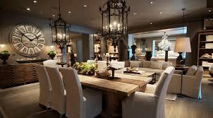 Dining Room Tables Restoration Hardware - rustic dining room tables restoration hardware ideas i love