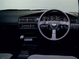 1987 nissan bluebird sss r related infomation specifications