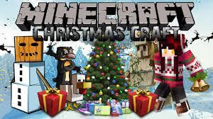 minecraft ร ว ว mod christmas craft youtube