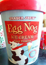 Southern Comfort Eggnog Vanilla Spice What U0027s Good At Trader Joe U0027s Trader Joe U0027s Egg Nog Ice Cream