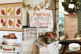 Decorating Your Home For Fall Inexpensive Fall Wall Decor The Crazy Craft Lady