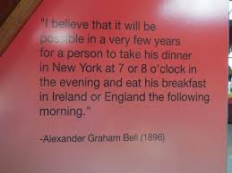 bell quote picture of graham bell national historic