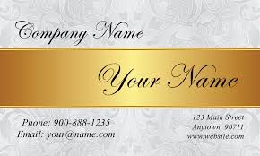 wedding planner business and gold wedding planner business card design 701051