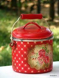 Red Polka Dot Kettle And Toaster Reciclandoenelatico Com Kitchen Polka Dots Shiny Toaster And