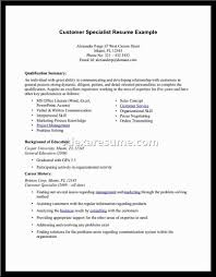 Qualification Sample For Resume by Summary Of Qualifications Sample Resume For Administrative