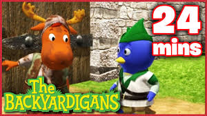 Backyardigans Movies The Backyardigans Robin Hood The Clean Ep 56 Backyardigans