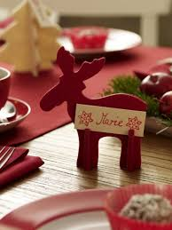 christmas table decorations that you can easily diy with fabulous
