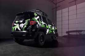 purple camo jeep jeep renegade custom camo wrap car wrap city