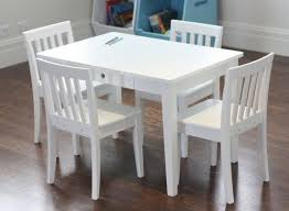 Toddler Table And Chair Sets Metro Kids Table And 4 Chairs Set Childrens Table And Chairs