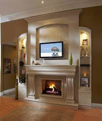50 best modern fireplace designs and ideas for 2017 within