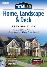 3d Home Design Deluxe 8 Free Download Amazon Com Total 3d Home Landscape And Deck Premium Suite 12