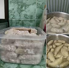 membuat empek empek lembut resep pempek lembut tidak pakai ikan isi telur resepchef com