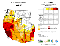 Utah Weather Map by Drought May 2014 State Of The Climate National Centers For