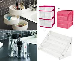 ikea skubb drawer organizer tips and tricks to make your beauty routine easier