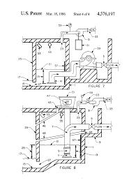 High Suction Lift Water Pump Patent Us4576197 Pump Suction Vacuum Lift Vortex Control