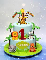 jungle theme cake jungle theme cake d cake creations