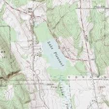 lake pleasant map lake pleasant erie county pennsylvania lake hammett usgs