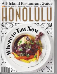magazine guide cuisine press