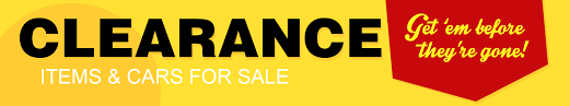 shop all departments cars for sale clearance items page 1