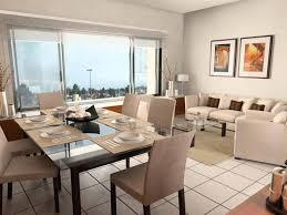 arredare la sala da pranzo arredamento sala da pranzo moderna soggiorno e sala da pranzo con