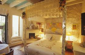 romantic bedroom with fireplace home decoration ideas designing