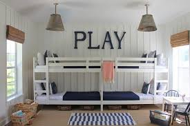 Restoration Hardware Bunk Bed The Shared Room Bunk Beds Loft Beds Ideas Galore Posh