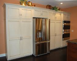 glazed white kitchen cabinets u2014 decor trends how to painting
