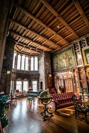 Home Study Interior Design Courses Uk Bamburgh Castle Interior Of Course Electric Elements Would Not