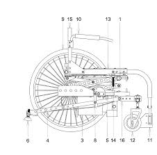 patent us20020149168 elevating manual wheelchair google patents
