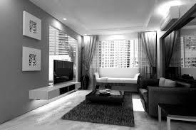 black and white living room interior design ideas mural art arafen