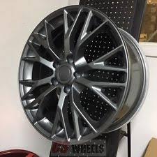 corvette zo6 rims c6 z06 wheels ebay