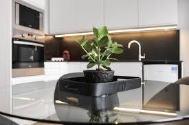 cuisine moderne en l cuisine moderne design toulouse avec cuisine en bois design great
