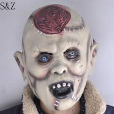 Funny Face Halloween Masks Compare Prices On New Halloween Masks Online Shopping Buy Low