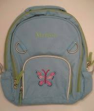 Pottery Barn Names Pottery Barn Kids Small Fairfax Lavender Backpack Butterfly Patch