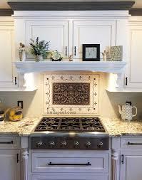 kitchen backsplash medallions lowes tile porcelain floor medallions tile insert designs