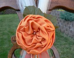 Fall Wedding Aisle Decorations - pew decorations etsy
