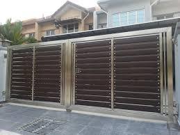 Astonishing Home Gates Designs Iron Gate For Homes HomesFeed - Gate designs for homes