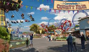 Gilroy Garden Family Theme Park New U201cclassic U201d Thrill Rides And Winterfest Holiday Festival Coming