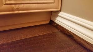 shoe molding which do you like painted or stained see pics