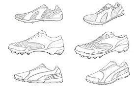 footwear sketches on scad portfolios
