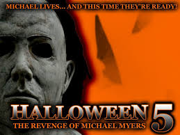 halloween 5 the revenge of michael myers u0027 kind of and rocks
