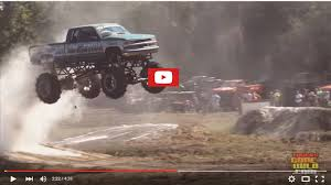 mudding trucks the muddy news monster truck king krush let the diesel eat