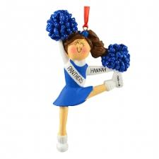 cheerleading ornaments for you