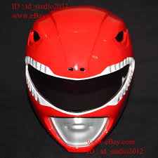 Halloween Costume Motorcycle 1 1 Halloween Costume Cosplay Mask Mighty Morphin Red Power Ranger