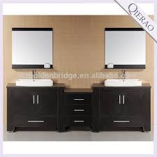 Used Bathroom Vanity Cabinets Qierao Gb 9062 Used Transitional Imported Bathroom Vanity