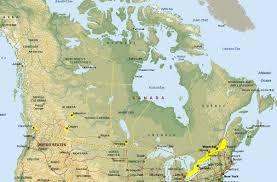 map usa and canada map usa canada border all world maps
