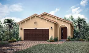 One Floor Homes Baxter One Story House In Tamarac U2013 Manor Parc 13th Floor Homes