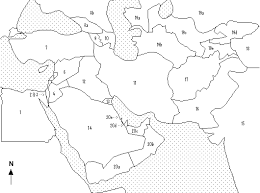 outline map middle east 4 middle east blank map mac resume template