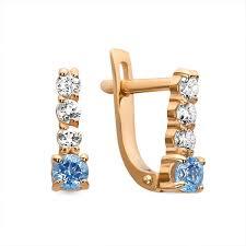 toddler earrings buy toddler 14k gold earrings snow kids jewelry